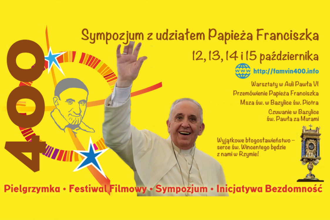 Międzynarodowe Sympozjum Rodziny Wincentyńskiej