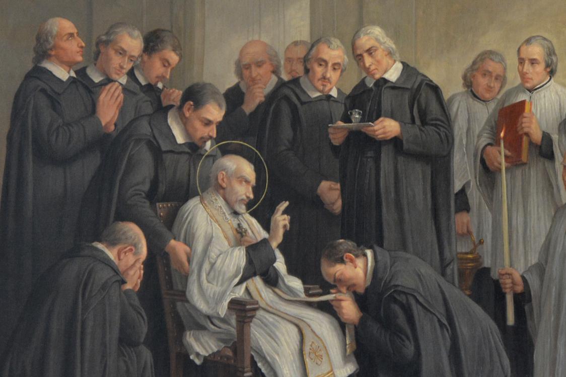 Konferencja św. Wincentego o Jubileuszu