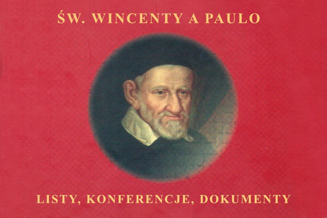 Nowy tom Listów i Konferencji św. Wincentego