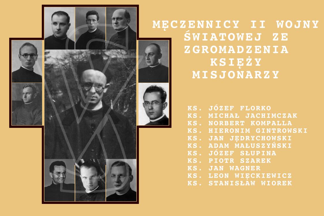 Męczennicy Polscy okresu II wojny światowej