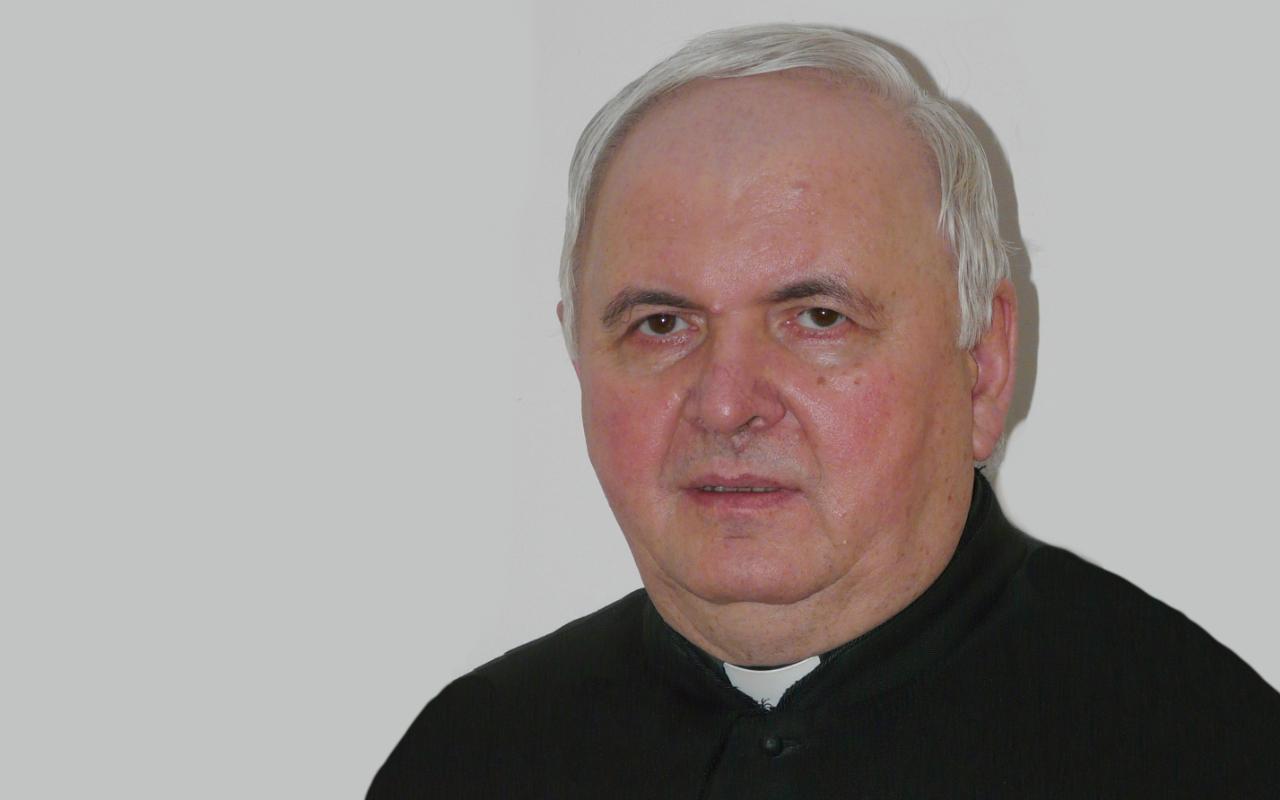 Zmarł ks. Augustyn Konsek CM